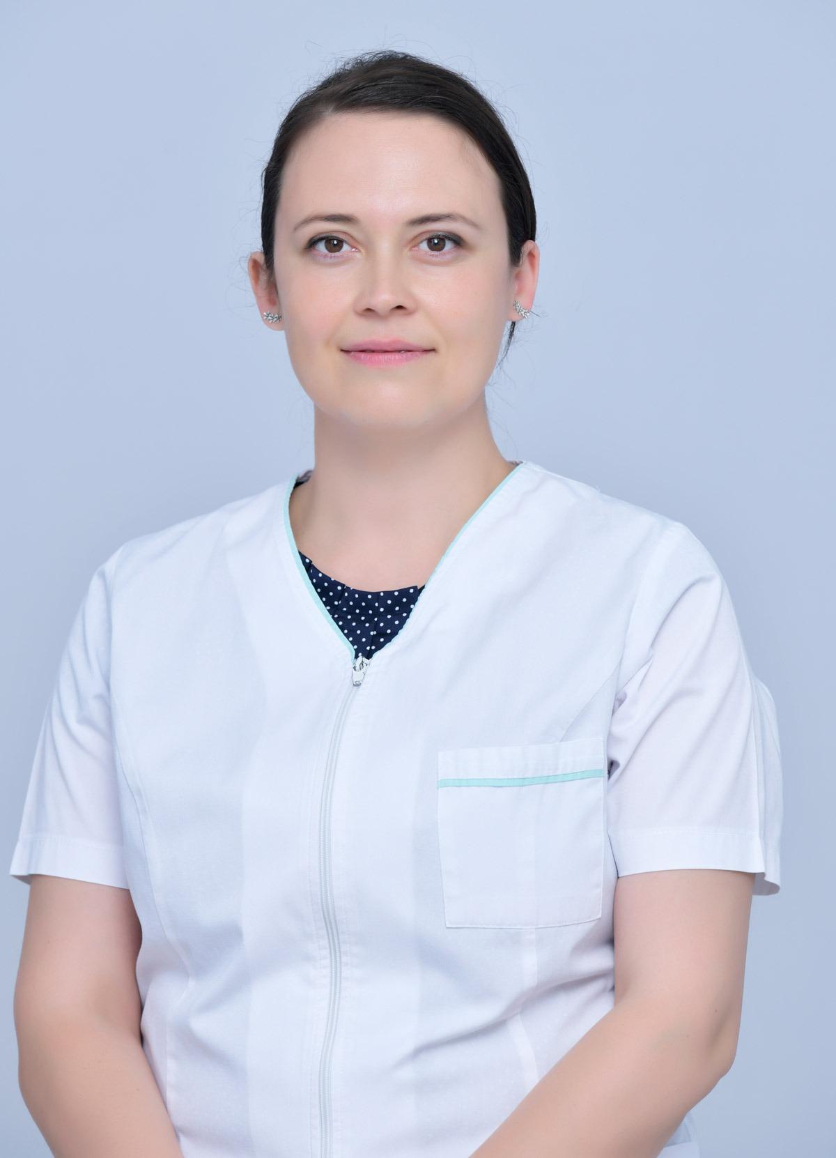 Doctor Mihaela Sarbu